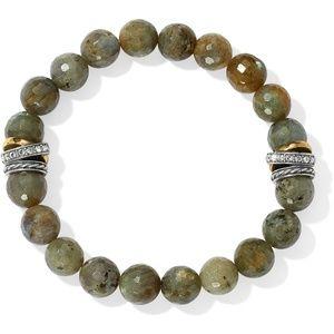 Brighton Neptune's Rings Labrradorite Bracelet